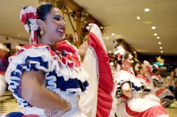 Традиционные танцы Северной Америки (Мексика)