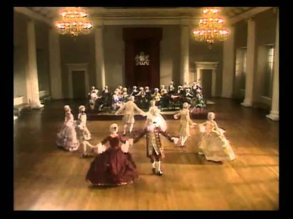 Придворные танцы