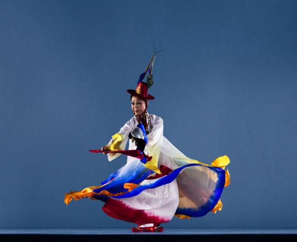 Шаманизм в корейских танцах