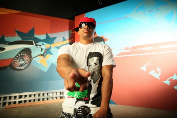 Шейн Спаркс - завезда хип-хопа