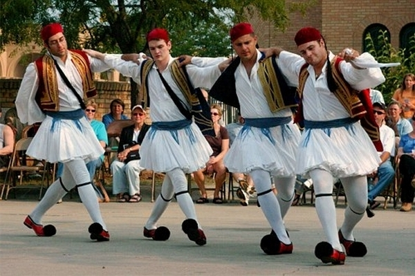for Costumbres de grecia