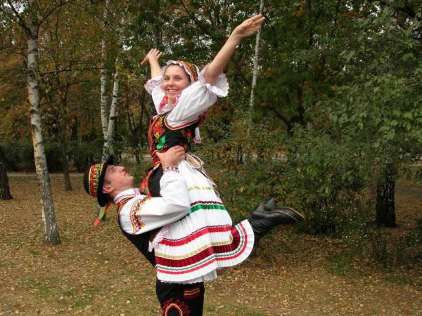 Словацкие танцы