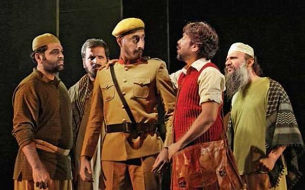 Индийский театр