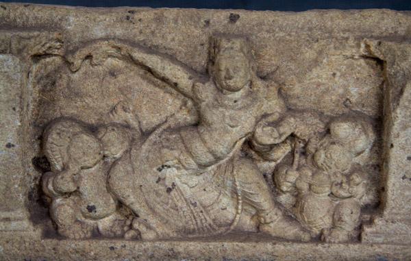 Танцовщица периода Полоннарува, 12й век