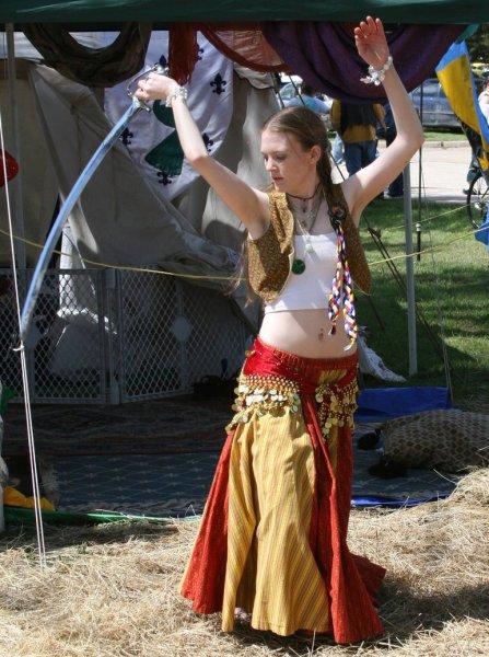 Танец с мечами
