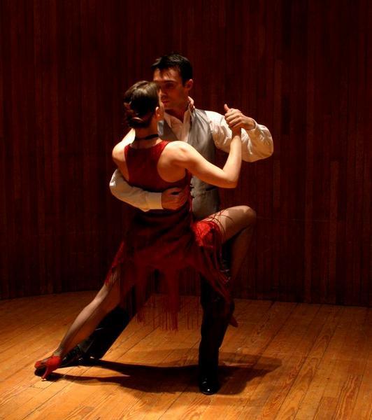 Танго - удивительный танцевальный стиль