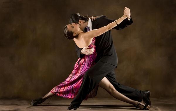 Танго - танец легенда