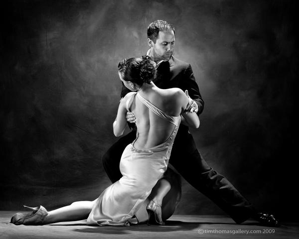 Танго - танец популярный во всём мире