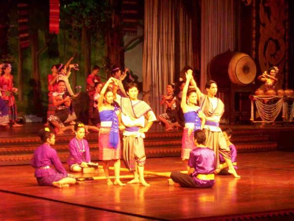 Тайские классические танцы