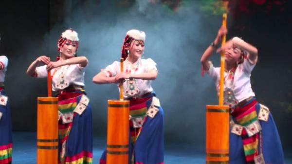 Тибетский танец