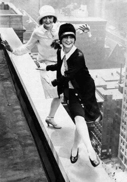 Танцы 1920-х