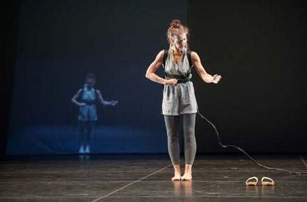 Триша Браун на сцене