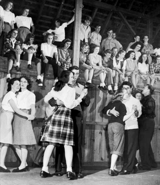 Американские винтажные танцы