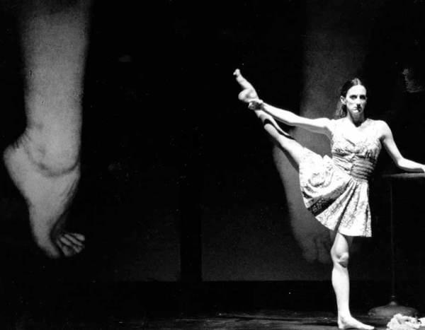 """Мерил Танкард, постановка """"Две ноги"""""""