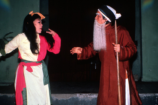 Вьетнамская опера хат чео