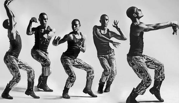 Vogue - танец на гране фола