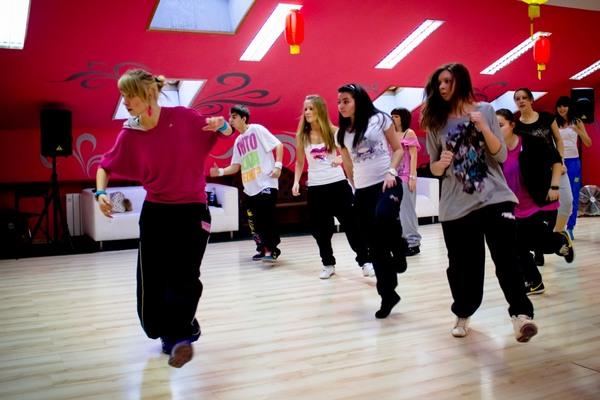 Данс-капоэйра - новое танцевальное направление.