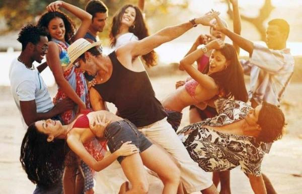 Танцевальная игра Salsa: Поклонникам латины посвящается.