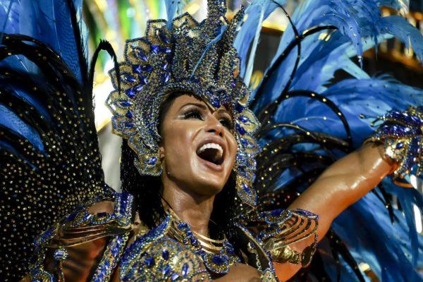 Samba Brazil – танцевальное онлайн развлечение для любителей погорячее.