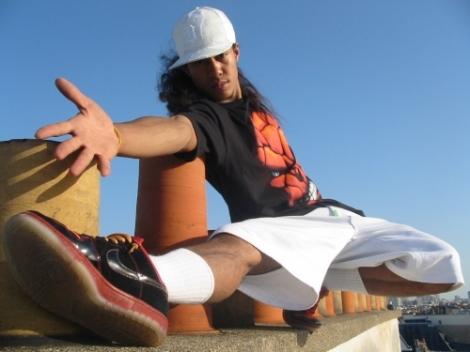 Dedson хип-хоп танцор из Франции