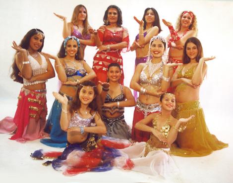 Восточный танец живота Belly Dance