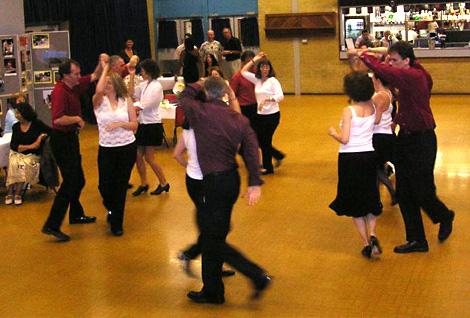 Танец сальса (видео + фото)