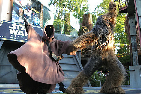 Звездные войны в танце видео