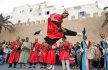 Марокканский и алжирский танец гнауа