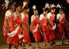 Традиционный индийский танец «карма»